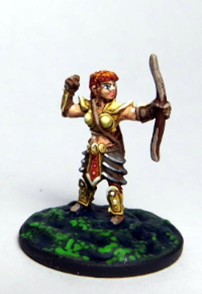 Armies of Arcana Amazon Bow Maidens