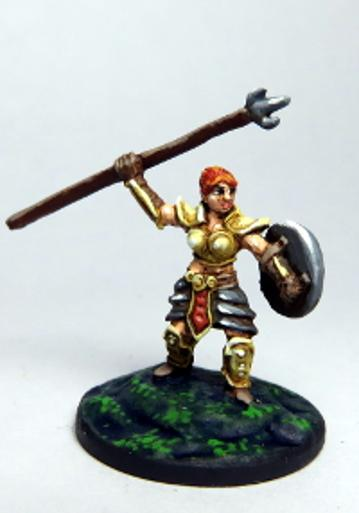 Armies of Arcana Amazon Spear Maidens
