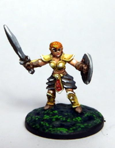 Armies of Arcana Amazon Sword Maidens